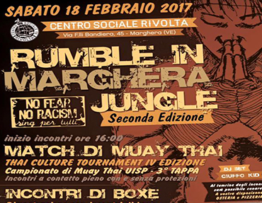 rumble in marghera
